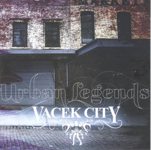 Urban Legends - Vacek Ciry - Ablum Cover